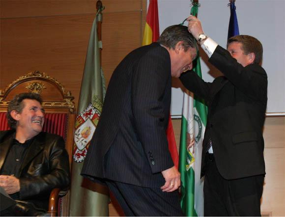 Distinciones de la Diputación