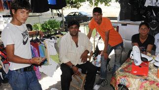 El mercadillo del Charco de la Pava