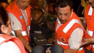 Tragedia en las costas de Almería