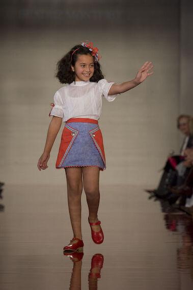 Desfile infantil: Beatriz Montero