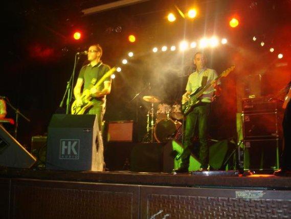Briatore. II Fuengirola Pop Weekend. Castillo Sohail. 8 de agosto. 21:00 horas.