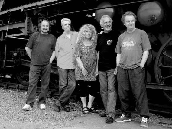 Maggie Bell & The British Quintet. Antequera Blues Festival. Patio del Ayuntamiento. 11 de julio. 22:30 horas.