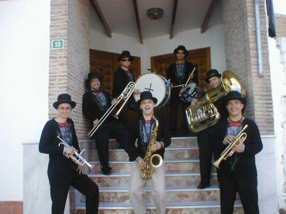 Toto Fabris Jazz Band. Antequera Blues Festival. Plaza Santa María. 23 de julio. A partir de las 22:30 horas.