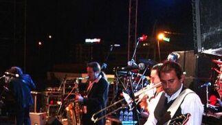 Free Soul Band. II Fuengirola Pop Weekend. Mod Café. 5 de agosto. 23:00 horas.