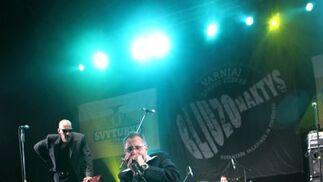 Paul Lamb and The Kingsnakes. Antequera Blues Festival. Plaza Santa María. 25 de julio.A partir de las 22:30 horas.