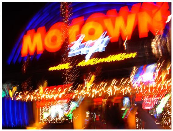 Gala Motown. Festival Terral 2009. Teatro Cervantes. 19 de julio. 21:00 horas.