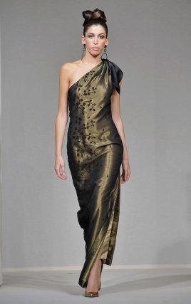 Oliver Swan, durante la Semana de la Moda de París.  Foto: EFE