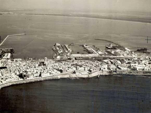 1961. Vista general