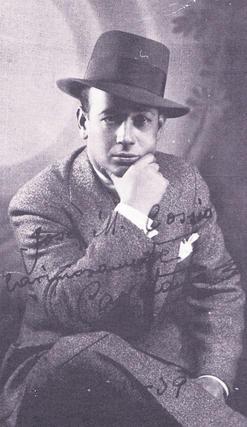 Cayetano en el año 1939.  Foto: Fotografias extraidas de \'Estirpe y Tauromaquia de Antonio Ordo?'