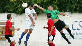Los rojillos caen en Arcos , fallando un penalti en el minuto 60 con el 1-0 en el marcador./Fotos:LOF  Foto: LOF