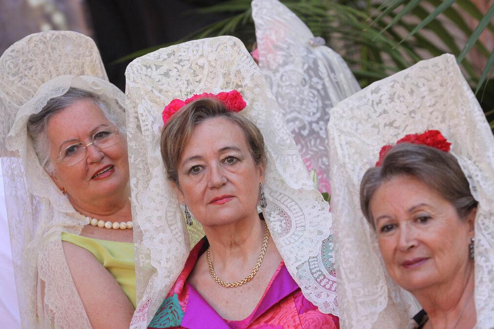 Málaga celebra el día de la Virgen de la Victoria