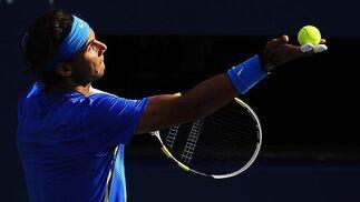 Djokovic venció a Nadal en la final del Abierto de EEUU.  Foto: EFE