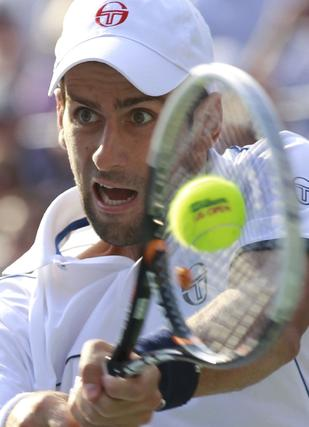 Djokovic venció a Nadal en la final del Abierto de EEUU.  Foto: Reuters