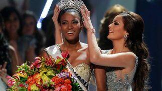 Imágenes del concurso Miss Universo 2011