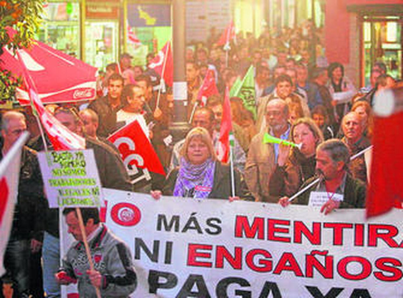 Los sindicatos solicitan a Romero reanudar las negociaciones del ERE