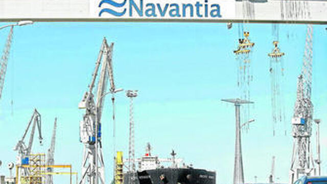 Navantia volver a construir petroleros despu s de veinte a os for Gimnasio 360 puerto real