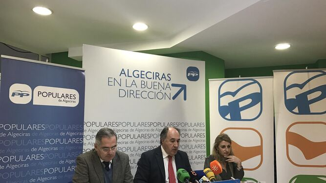 El pp destaca el papel de la comarca en la pol tica for Politica exterior de espana