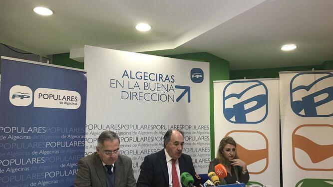 El pp destaca el papel de la comarca en la pol tica for La politica exterior de espana