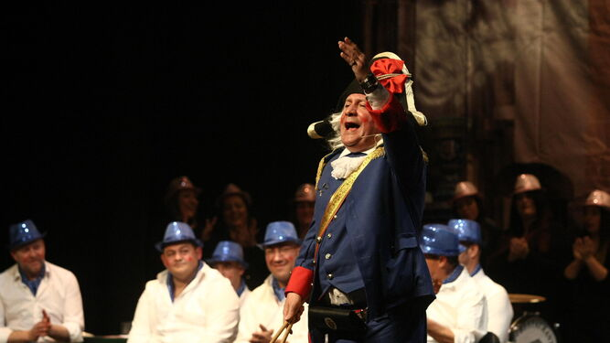 Algeciras anticipa el Carnaval