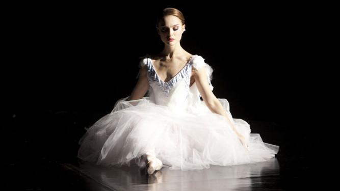 Natalie Portman, en 'Cisne negro'.
