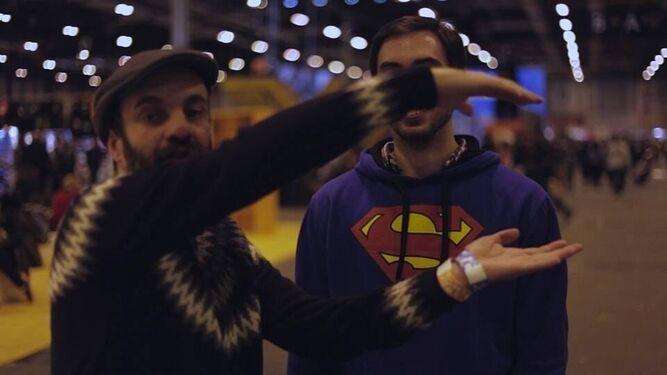 Díaz Lima desnuda los entresijos del traje de Superman en un documental