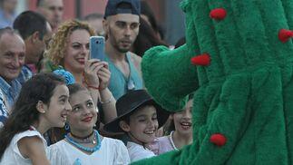 Las imágenes de la Cabalgata de la Feria Real