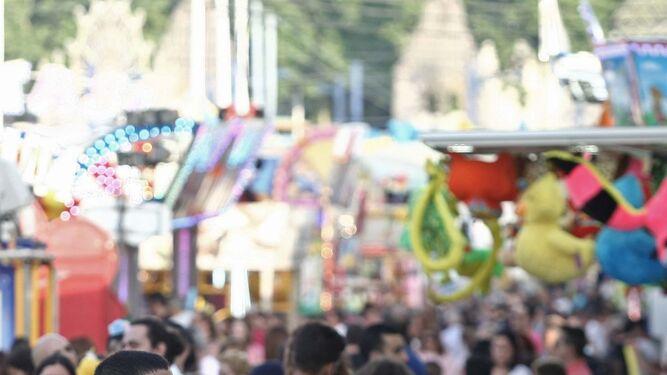 De Feria a parque de atracciones
