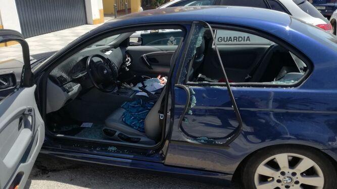 En libertad tras herir a cuatro agentes en una persecución hasta Torreguadiaro