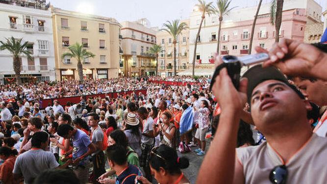 Embajadores cofrades de Algeciras