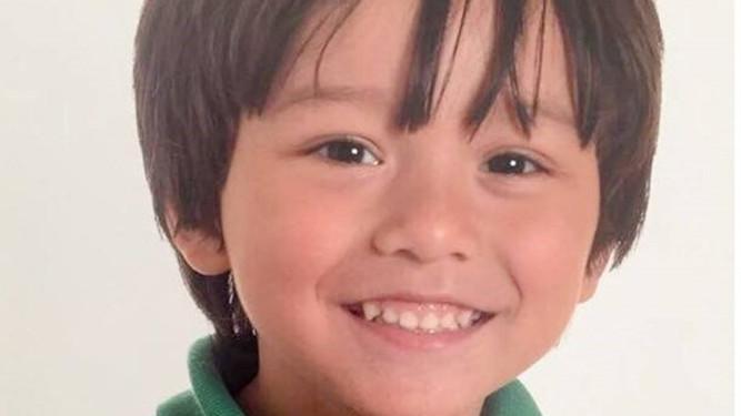 El niño australiano desaparecido en Barcelona.