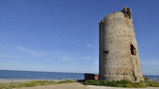 La Torrenueva, también conocida como la Primera torre.