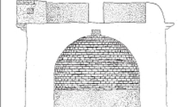 La sección interna de Torrenueva.