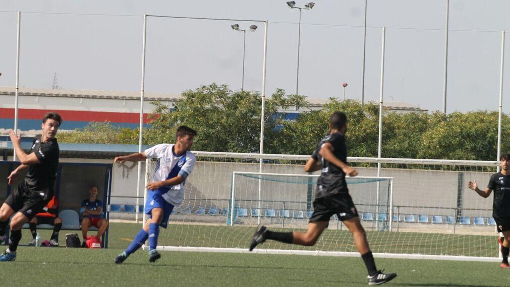 Las imágenes del Atlético Onubense-Algeciras