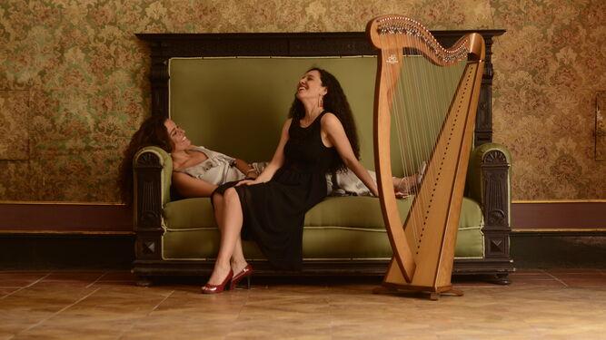 Arpa jondA: el flamenco en el arpa