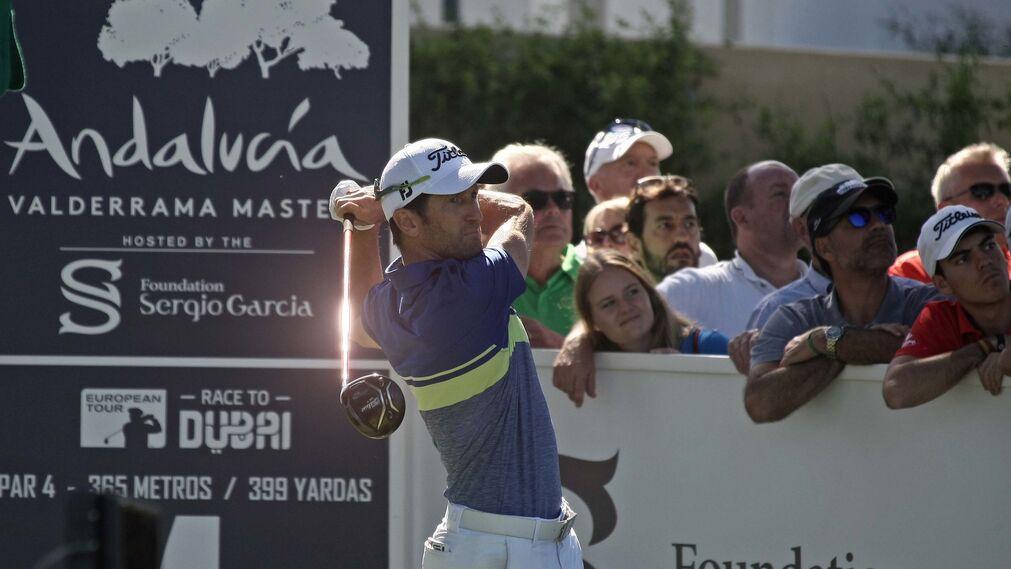 Segunda jornada del Andalucía Masters de Valderrama