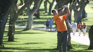Tercer día de golf en el Andalucía Valderrama Masters