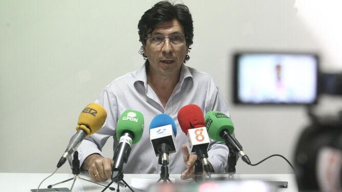 Miguel Tornay y Juan Chacón, candidatos para la secretaría general del PSOE de La Línea.