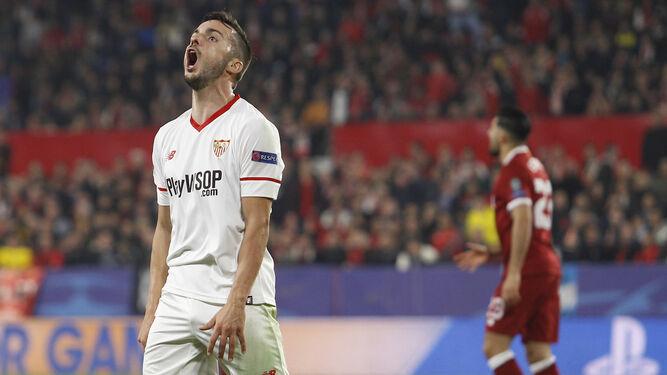 las imágenes del Sevilla-Liverpool