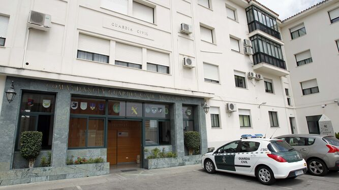 La Guardia Civil detiene al Messi del hachís