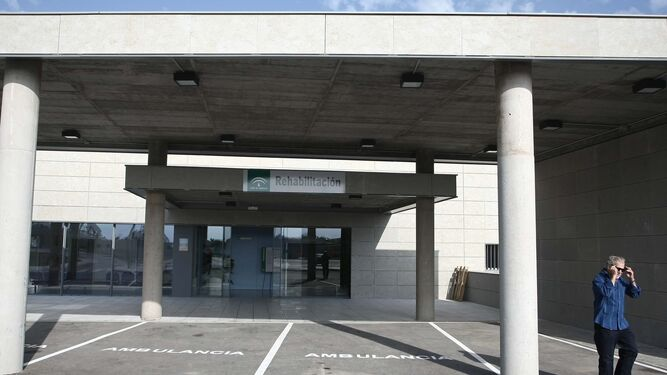 El nuevo hospital de La Línea.