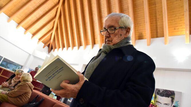 Luis Alberto del Castillo y 'El libro del mal amor'