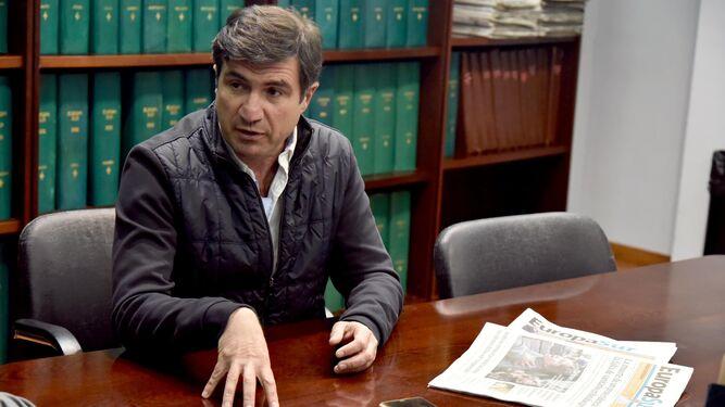 """""""Algeciras está maltratada  por la Junta y por el Gobierno"""""""