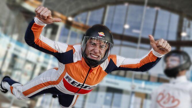 Marc Márquez quiere empezar a volar este fin de semana en Losail hacia su quinto título de MotoGP.