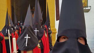 Las imágenes de la Buena Muerte en Algeciras