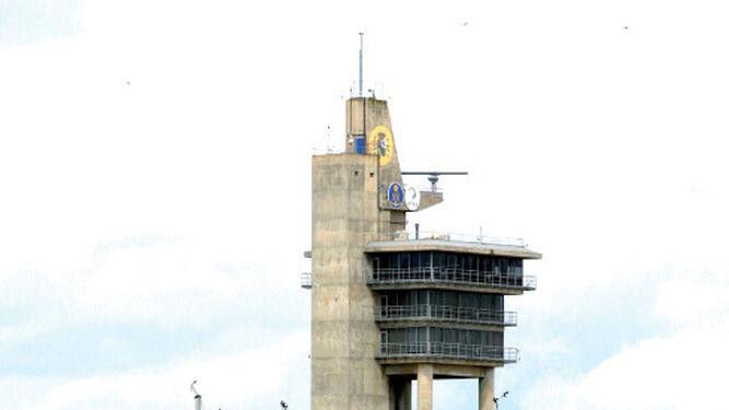 Torre de Control del Tráfico Marítimo.