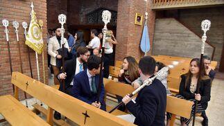 Imágenes del Resucitado por Algeciras