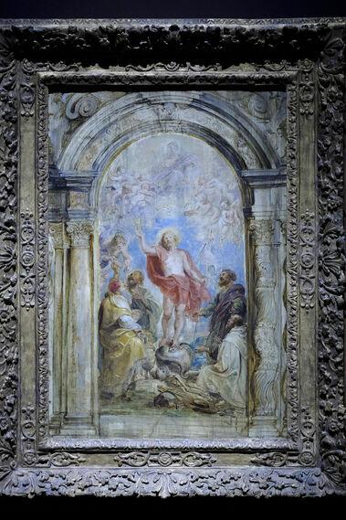 Exposición sobre los bocetos de Rubens en el Museo del Prado