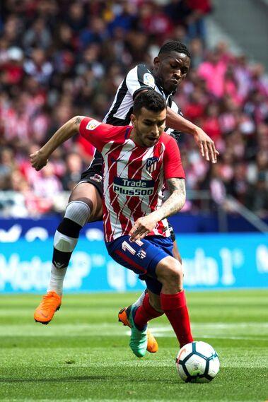 Las imágenes del Atlético de Madrid-Levante