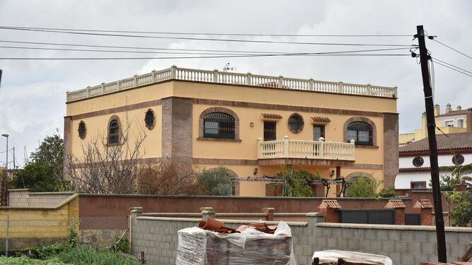 La vivienda que arrastra un proceso judicial que el pasado día 26 cumplió 14 años.