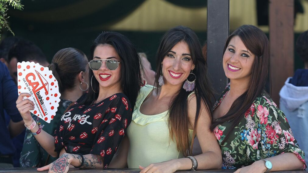 Las imágenes del Jueves de Feria en Los Barrios